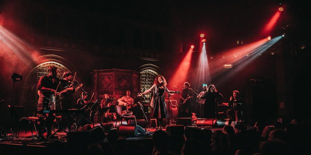 Preview: Band of Burns @ Union Chapel (London; Thursday 23rd January 2020)