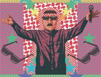 Preview: Omar Souleyman @ EartH (London; Thursday 6th February 2020)