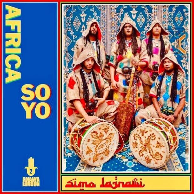 Album Review: Simo Lagnawi & Gnawa London – Africa Soyo [February 2020]