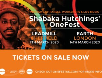 Preview: Shabaka Hutchings's ONE FEST @ EartH Hackney (London; Saturday 14th March 2020)