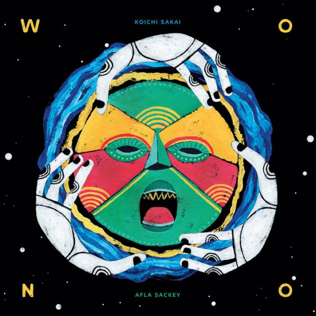 Album Review: Koichi Sakai feat. Afla Sackey – Wono LP [Olindo Records; March 2020]