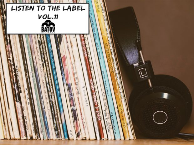 Podcast: Listen to the Label Vol.11 – Batov Records (April 2020)