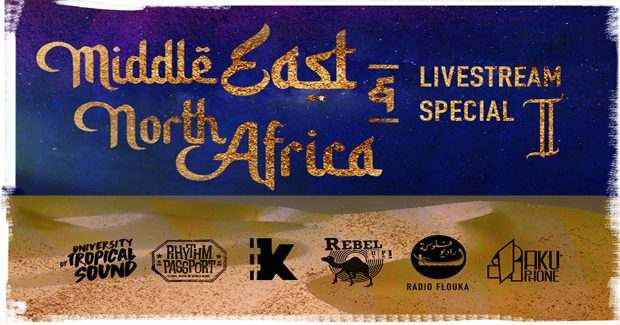 Online Stream: Middle East & North Africa Online Stream Special (Sunday 29th November 2020)