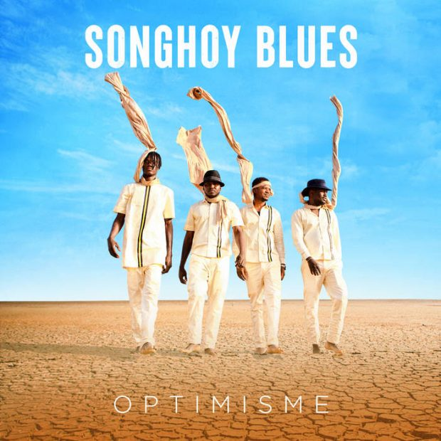 Album Review: Songhoy Blues – Optimisme [Transgressive Records; October 2020]