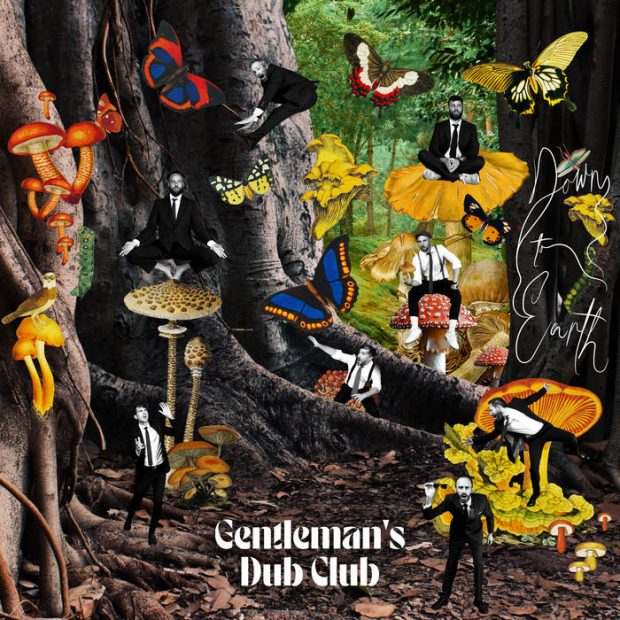 Album Review: Gentleman's Dub Club – Down to Earth [Easy Star Records; March 2021]