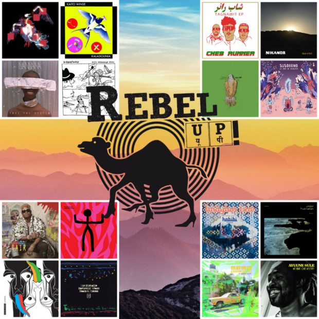 Safe & Sounds: Safe & Sounds #97 – Rebel Up (SebCat)