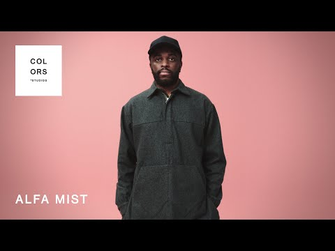 Daily Discovery: Alfa Mist – Organic Rust | A COLORS SHOW
