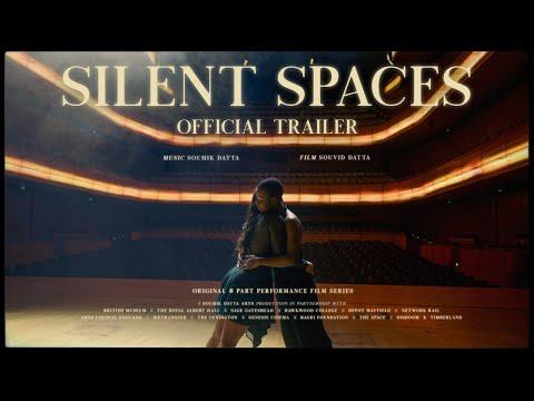 Daily Discovery: SILENT SPACES   Official Trailer (2021)