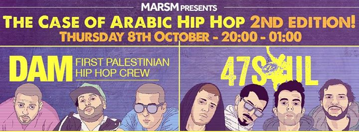 The Case Of Arabic Hip Hop 2nd Edition | Rhythm Passport