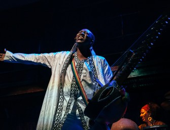 Review: N'Faly Kouyate @ The Jazz Café (London, 5th August 2015)