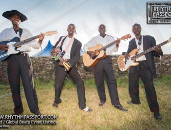 Interview: The Good Ones @ Womad (July 2014)