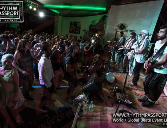 Review: 47soul – Fundraiser For Gaza @ Epic Dalston (London, 1st August 2014)