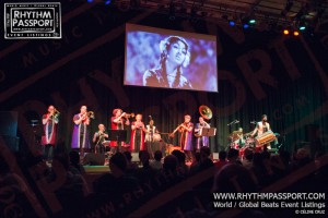 Review: Bollywood Brass Band @ Southbank Center (London, 12th June 2014)