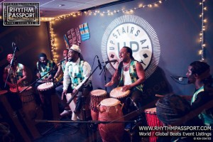 Interview: Sabbey Drummers International (October 2014)