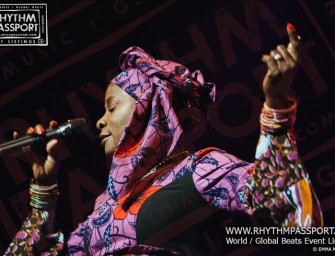 Review: Angelique Kidjo @ Southbank Center (London, 14th November 2014)