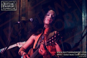 Review: Namvula – Debut Album Shiwezwa @ Old Queens Head  (London, 3rd November 2014)