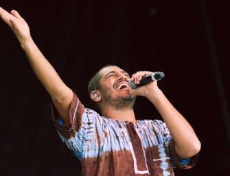 Interview: Criolo @ Womad (July, 2015)