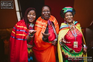 Interview: Mahotella Queens @ Womad (July, 2015)