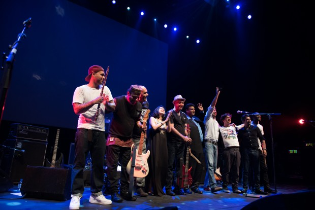 Review:  Asian Dub Foundation + Laal @ Southbank Centre (London, 27th May 2016)