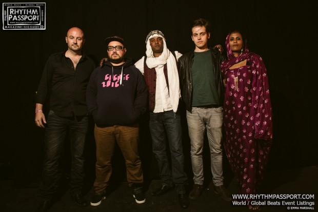Interview: Kel Assouf @ WOMAD Charlton Park (July 2016)