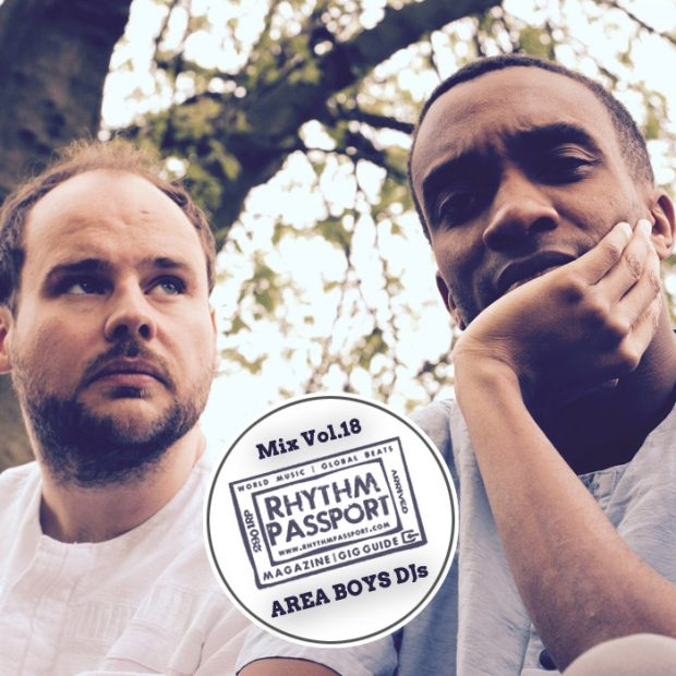 Mixes: Rhythm Passport Vol.18 – Area Boys