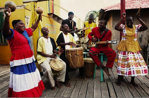 Your Ticket to… Garifuna Music