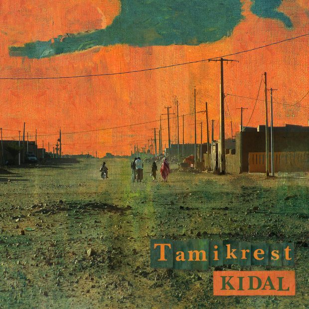 Album Review: Tamikrest – Kidal [Glitterbeat Records, 17th March 2017]