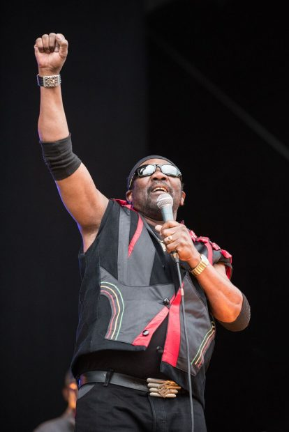 Meet & Greet with Toots Hibbert, Toots & the Maytals (August 2017)