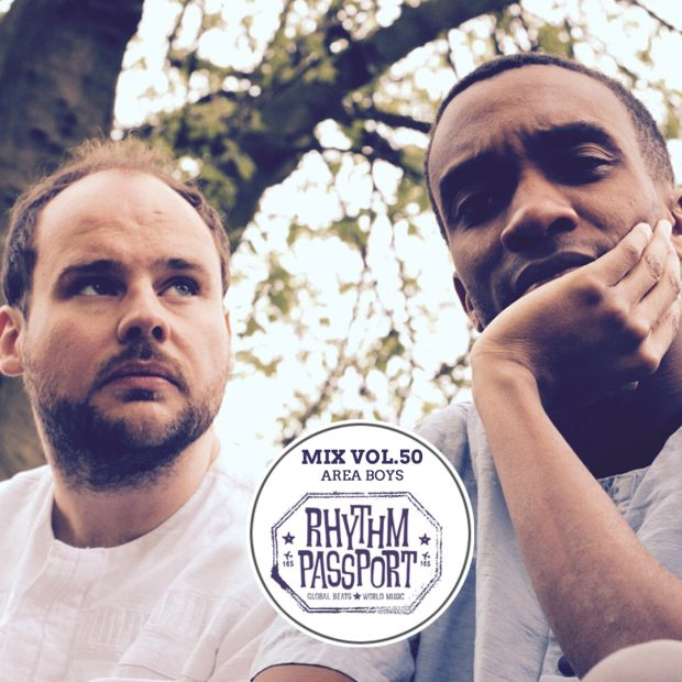 Mixes: Rhythm Passport Vol.50 – Area Boys – Future Sounds of the World