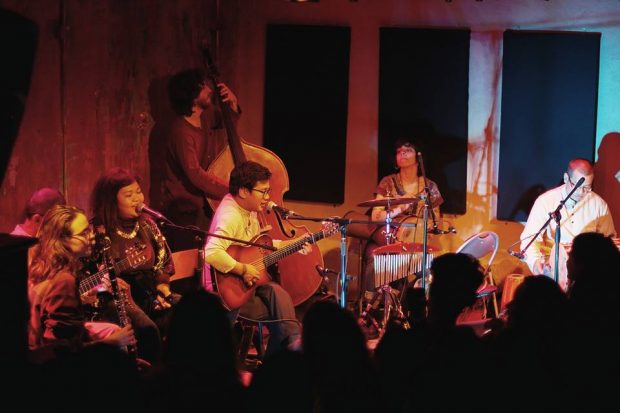 Event Review: Namlo @ Balabam (London; Friday 16th March 2018)