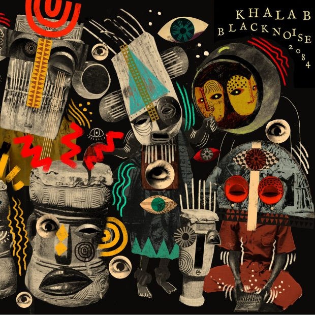 Album Review: Khalab – Black Noise 2084 [On The Corner Records; 20th July 2018]
