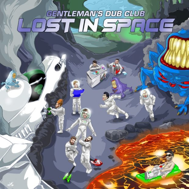 Album Review: Gentleman's Dub Club – Lost In Space [Easy Star Records; January 2019]