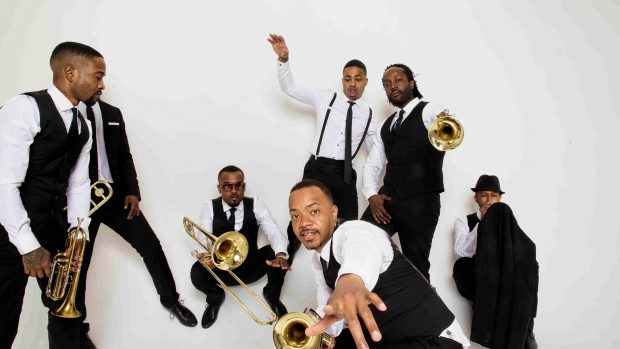 Event Review: Hypnotic Brass Ensemble @ Jazz Café (London; Tuesday 7th May 2019)