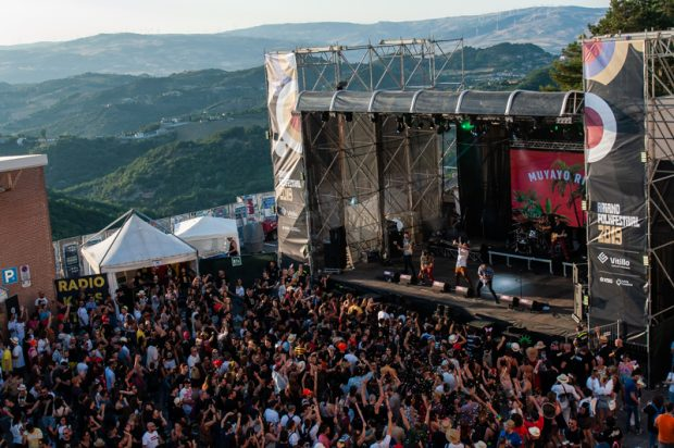 Gallery: Ariano Folk Festival 2019 (Ariano Irpino, Italy; Wednesday 15th to Sunday 19th August 2019)