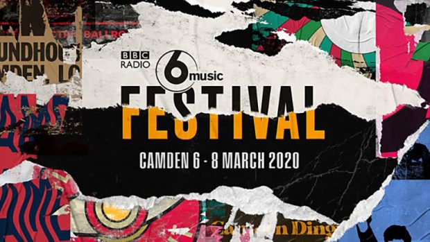 Preview: BBC Radio 6 Music Festival @ Camden (London; Friday 6th to Sunday 8th March 2020)