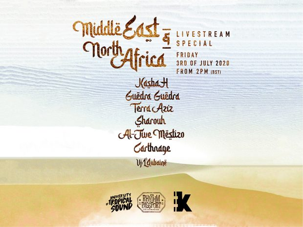 LIVE: Middle East & North Africa Livestream Special