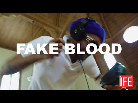 Daily Discovery: ÌFÉ – FAKE BLOOD (Official Video) Live Performance in New Orleans, LA